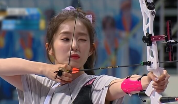 South Korea, land of archers occupy the throne of the olympic games