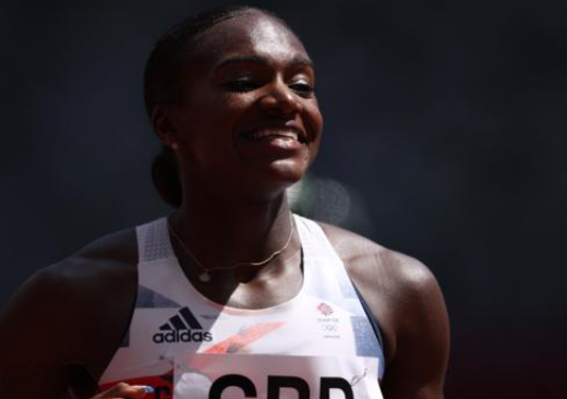 Asher-Smith is back as GB sets a new record in the 4x100m relay final